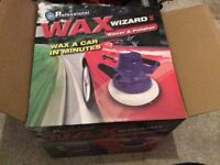 Wax Wizard II Professional polisher for vehicles