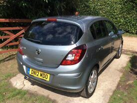Vauxhall Corsa 1.4i 16v SXi 5dr