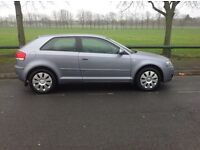 AUDI A3 IN EXCELLENT CONDITION IN AND OUT EXCELLENT DRIVE DEC 2017 m.o.t