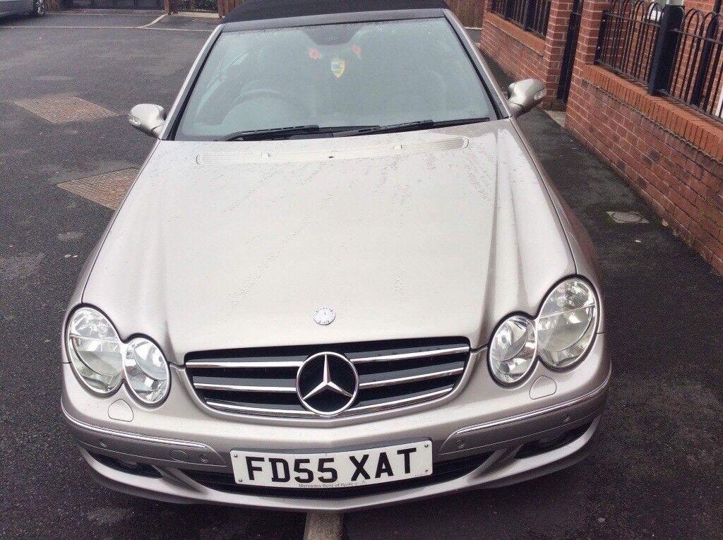 Mercedes CLK Avantguarde