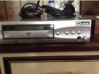 Musteck Digital DVD/CD/MP3 player