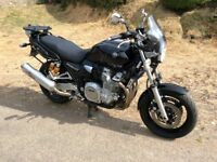 YAMAHA XJR 1300 Fabulous condition only 7,300 mls