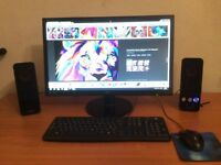 Chillblast Artiste Beethoven Desktop PC - hardly used and in mint condition.