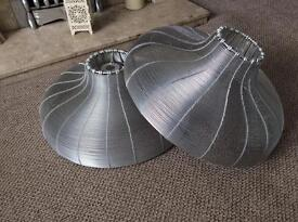 Retro Aluminium lamp shades