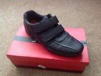 Black casual shoe/trainers size 10
