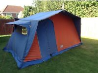 Marechal Commodore 4 berth bungalow style tent