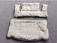 Tripp trapp cushions - 2 sets