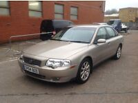 2004 Volvo S80 Diesel Good Runner with history and mot