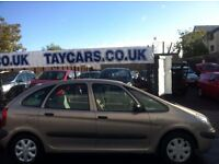 CITREON PICASSO DIESEL £1195