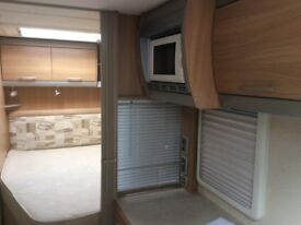 Swift Challenger 540 4berth touring caravan