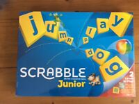 Brand new Junior Scrabble