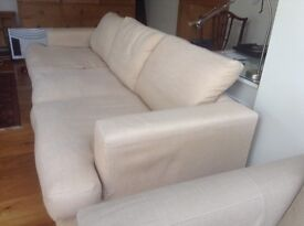 Large 3 Seater Sofa from Sofa Workshop £300 ovno