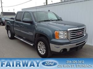 2010 GMC Sierra 1500 SLT Crew Cab Short Box 4WD 1SD Fresh Trade!