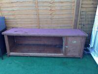 FREE Rabbit Hutch