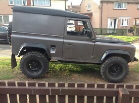 Defender 90 mint chassis no rott