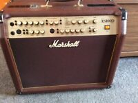 Marshall as100 acoustic amp