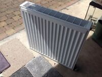 RADIATOR - Central Heating - White - 600x600 - Immaculate