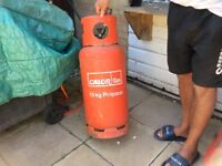 Empty calor gas bottles 19 kg free pick up only x 2