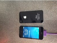 iPhone 4 2x one £45 one £35