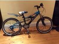 """Raleigh Fader 20"""" Boys Bike . Used. £65.00 ( was £158.00)"""