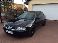 Audi A3 sport 1.9 tdi 2003 diesel manual 12 months MOT.no faults at all.
