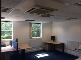 4-5 Desk Office Available with first 3 months reduced rent offer, Call on 0208 961 1415