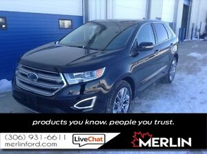 2016 Ford Edge Titanium LOW LOW KMS