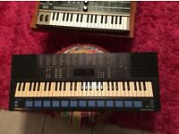 Yamaha PSS 680 FM synthesizer keyboard
