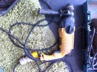 Job lot of Power tools - drill, jigsaw and 2 grinders.