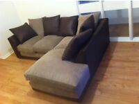 Comfortable Corner Sofa in a very good condition, £120, text 07581482720