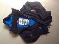 SuperDry pop zip hood jacket