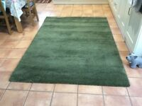 Large quality rug,