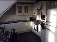 Holiday or short term let available Banff 3 bedroomed Apt.