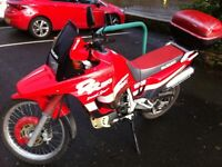 Only 12000 miles. or 20.000 km very good condition Suzuki 800 big
