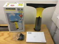 Karcher WV 50 Window Cleaning Vac Vacuum Boxed