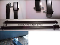 TOWING POLE RECOVERY TOW POLE HEAVY DUTY 3.5 TON 1.8 METRE NOT A FRAME OR TOW DOLLY