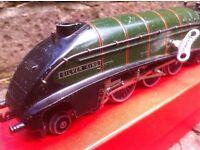 Model Trains Purchased...Hornby Lima Wrenn etc...