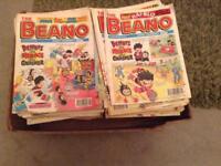 Dandy and Beano comice