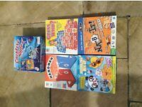 Job lot of children's games