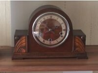 Antique Westminster chiming clock