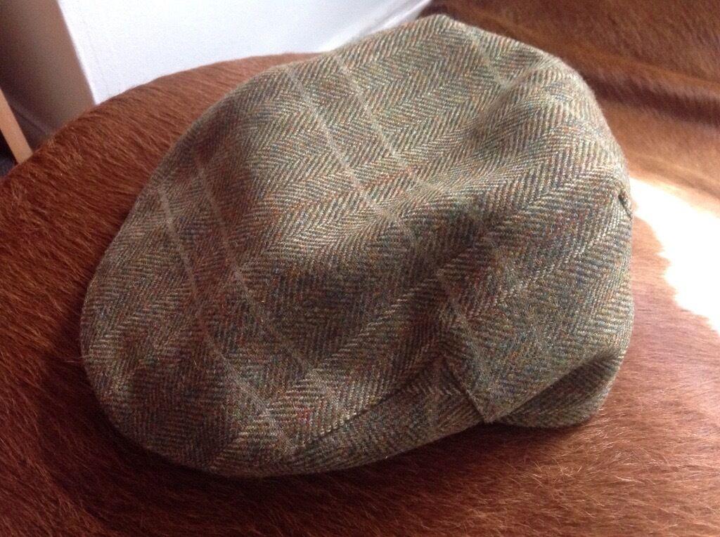 Barbour cap - herringbone tweed  bf453ee88c1