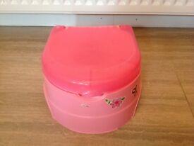 Pink Potty