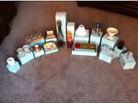 PARTYLITE candle holders (Assortment of New / ex-demonstration pieces).