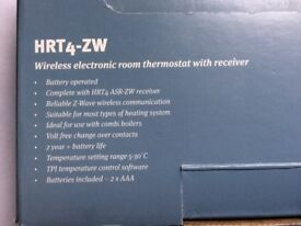 Horstmann Room Thermstat and Receiver