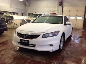 Honda Accord ex-l /v6/navigation 2012