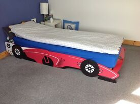 Children's Car Bed