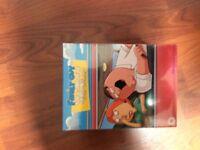 New sealed box set - family guy