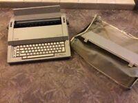 Oveletti electric typewriter