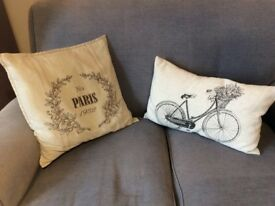 Pair of Cushions