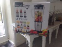 Hinari genie 8 in 1blender. Bargain all it does not do is print money